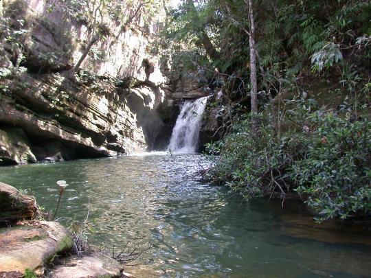 Cachoeira do Cânion