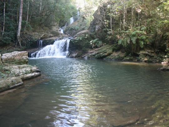 Cachoeira do Landi