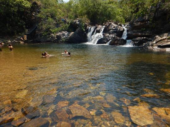 Cachoeira das Araras