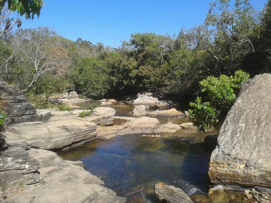 Cachoeira da Usina Velha